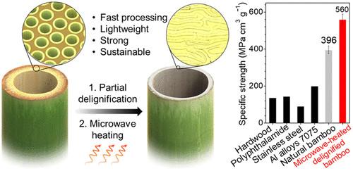 matériau dérivé bambou résistant durable