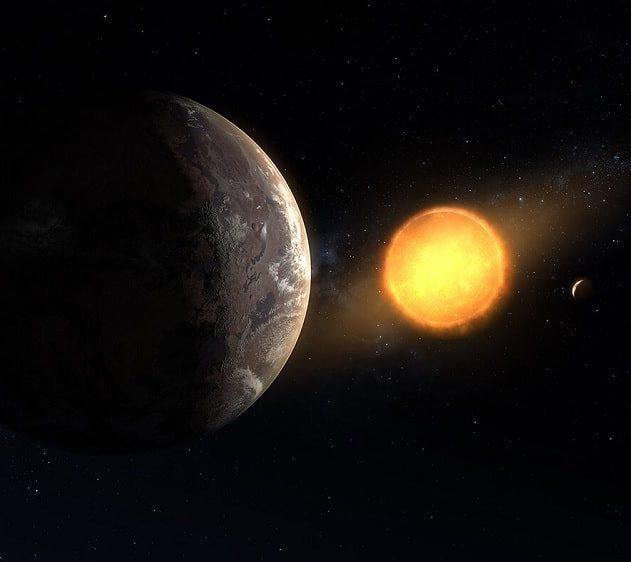 exoplanete kepler-1649c