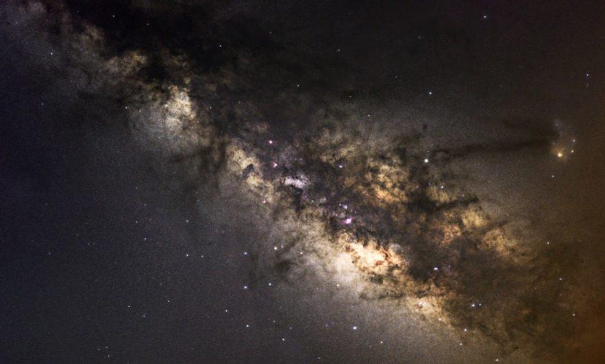galaxie satellites