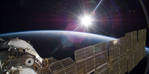 iss nasa confinement activites astronaute