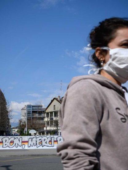 coronavirus masque protection virus