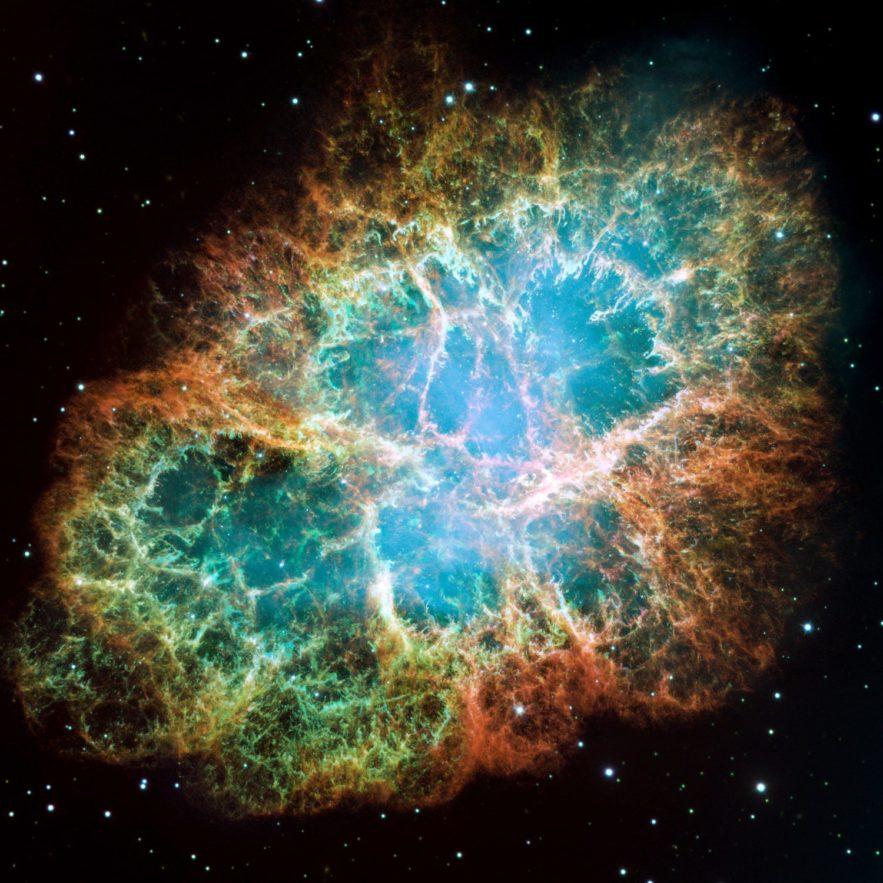 néon mort étoiles intermédiaires supernova