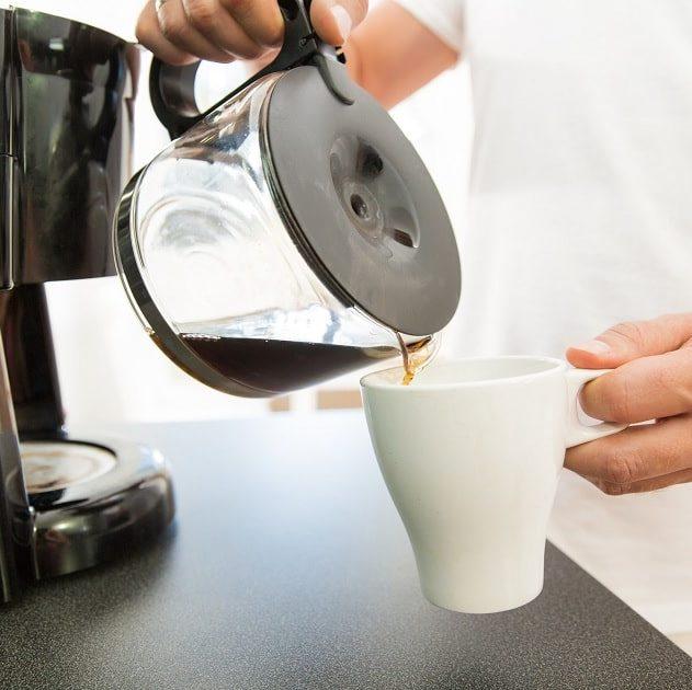 preparation cafe