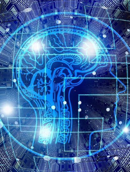 neurones humains puce informatique intelligence artificielle