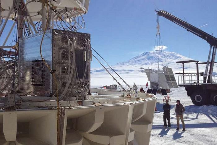 anita antene univers parallele neutrinos nasa