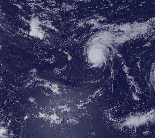 augmentation ouragans