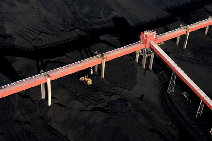 usine charbon