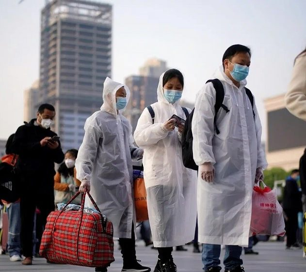 chine epidemie