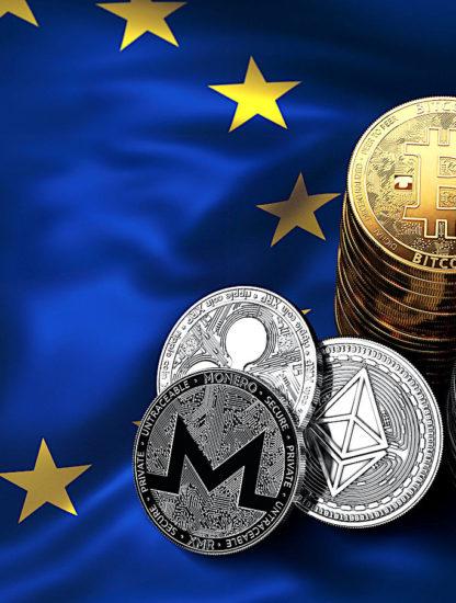 e-euro cryptomonnaie europe