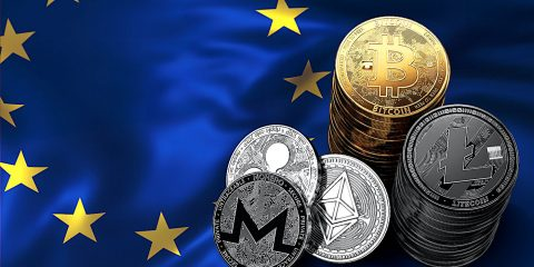 e-euro cryptomonnaie europe