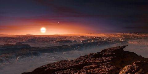 exoplanete proximab