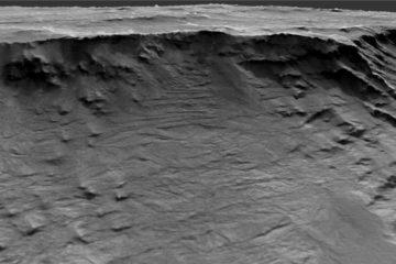 preuves sédiments rivière mars