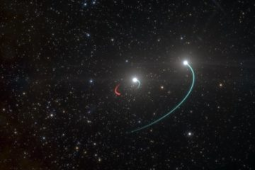 trou noir système triple HR6819