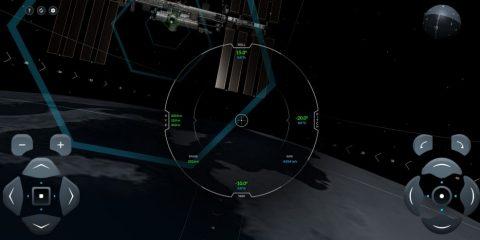 jeu simulateur Crew Dragon SpaceX