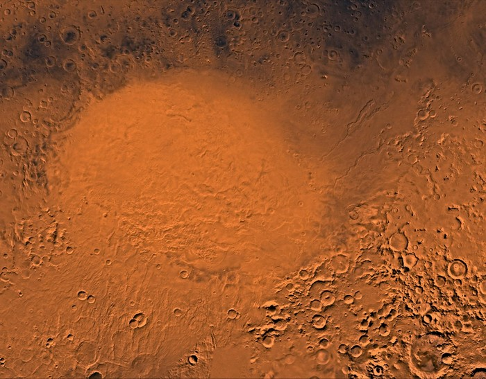 Hellas planitia mars colon tunnel tube lave