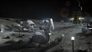 programme Artemis missions lunaires longues