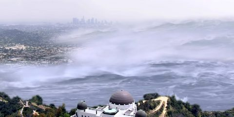 estimation elevation niveau oceans 2100