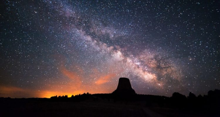 observation météores eta auquarides halley