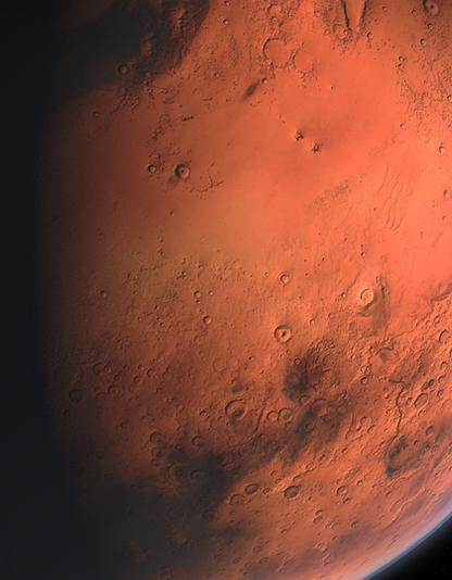 planete rouge mars
