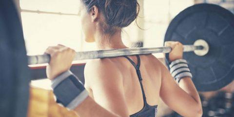 exercice physique squats pump bodypumpmuscle-squelettique-strié