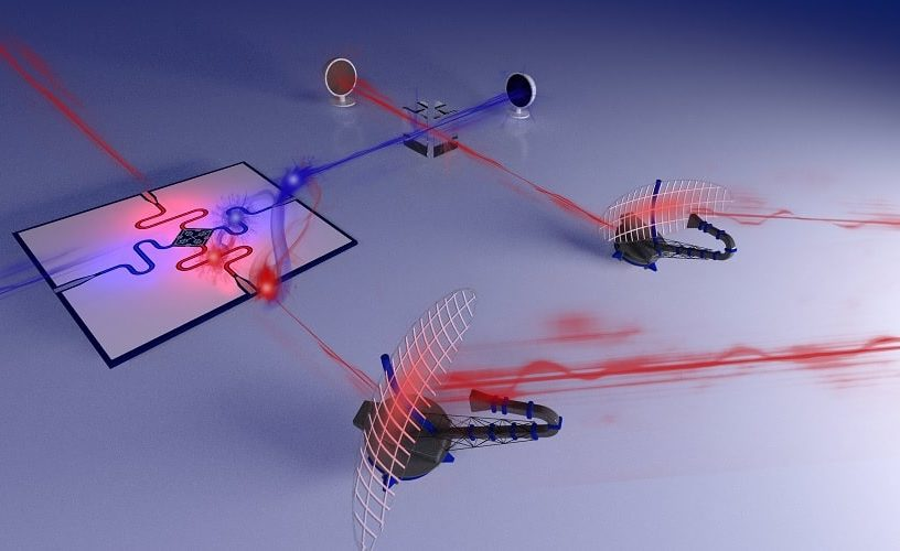 radar quantique