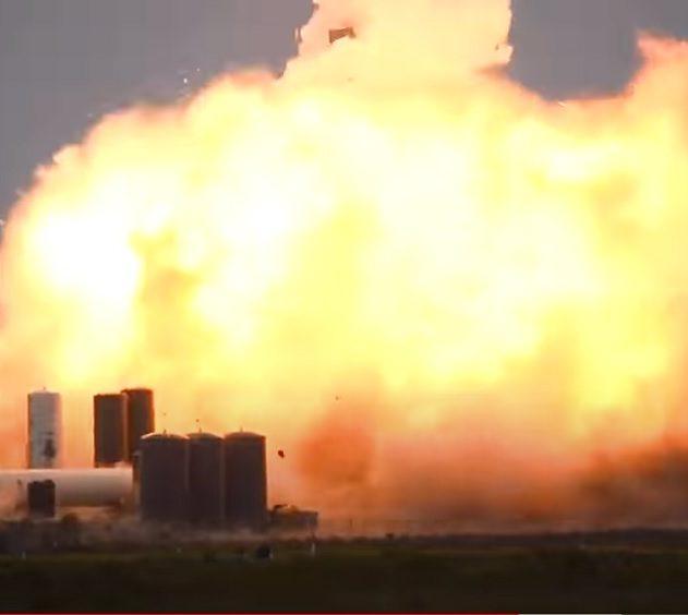 sn4 explosion