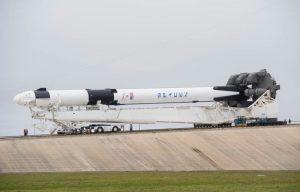 Crew Dragon Falcon9 SpaceX