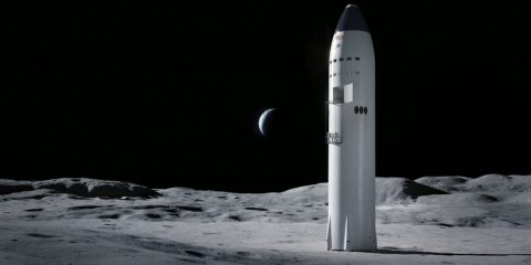 atterrisseur spaceX starship contrat programme artemis NASA