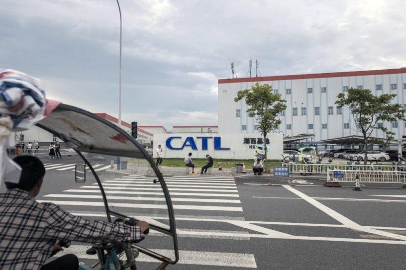 CATL batteries longue durée voitures électriques