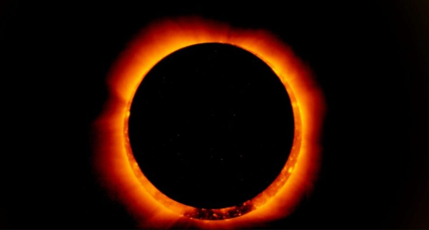 eclipse solaire annulaire