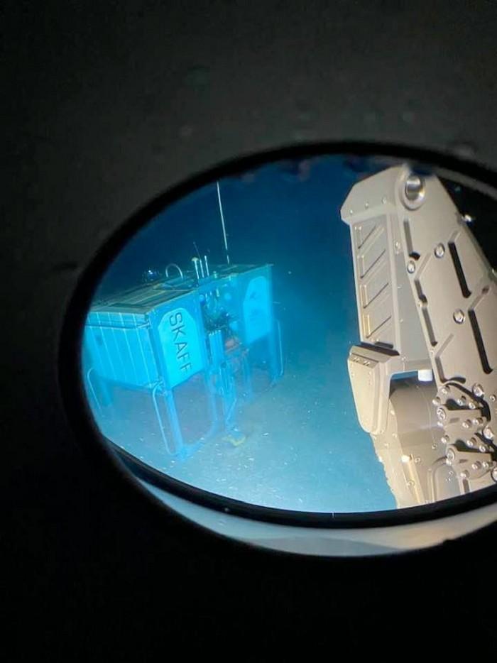 kathryn sullivan femme astronaute nasa submersible challenger deep
