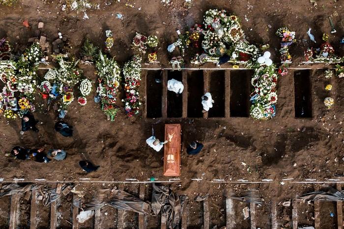 enterrement covid19 coronavirus virus pandemie