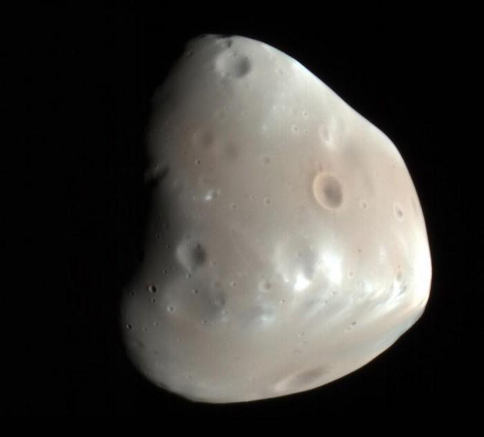 deimos mars lune satellite