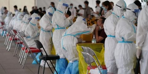 chine coronavirus covid-19 sars-cov-2 pandémie epidémie virus infection deuxieme vague pekin