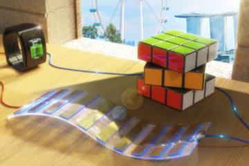 dispositif generant energie ombre