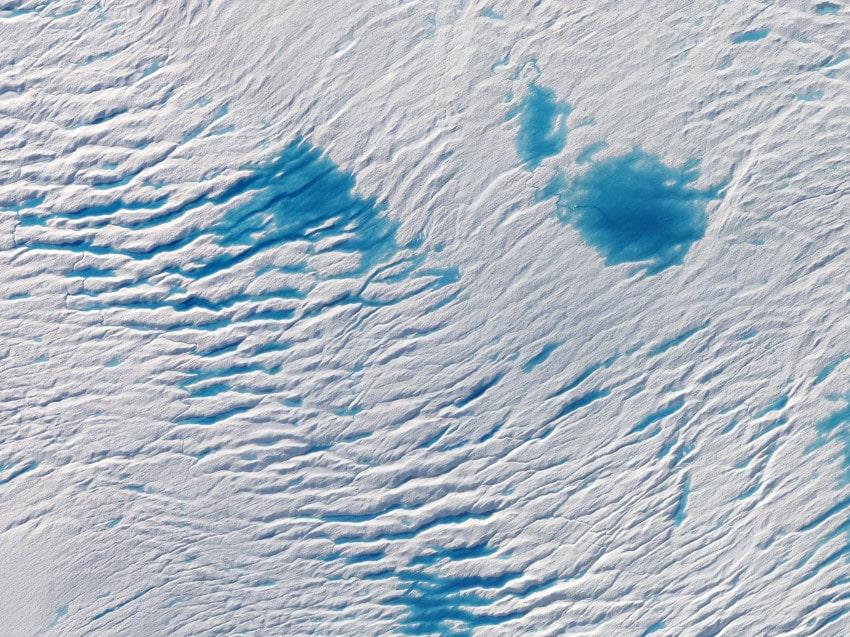glacier Petremann Groenland fonte glaces