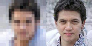 IA création visage depuis image floue avec détails