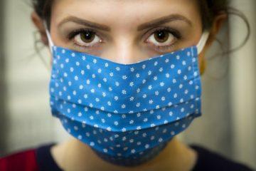 effets port masque population pandémie