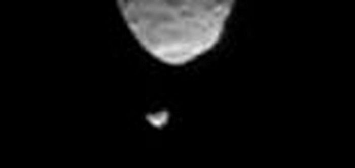 mars lune satellite