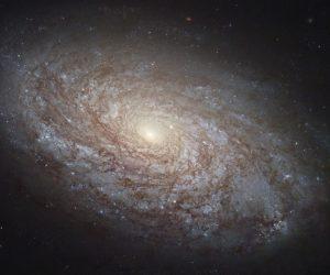 rotation galaxie