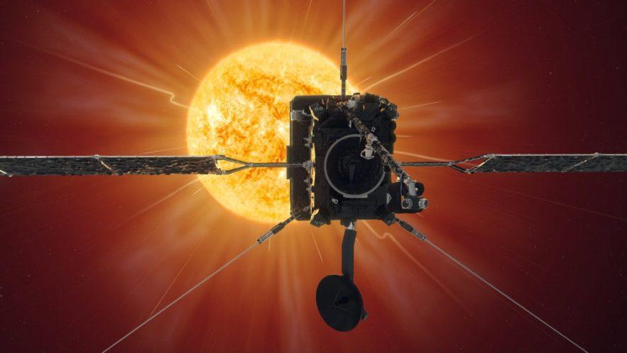 approche soleil solar orbiter
