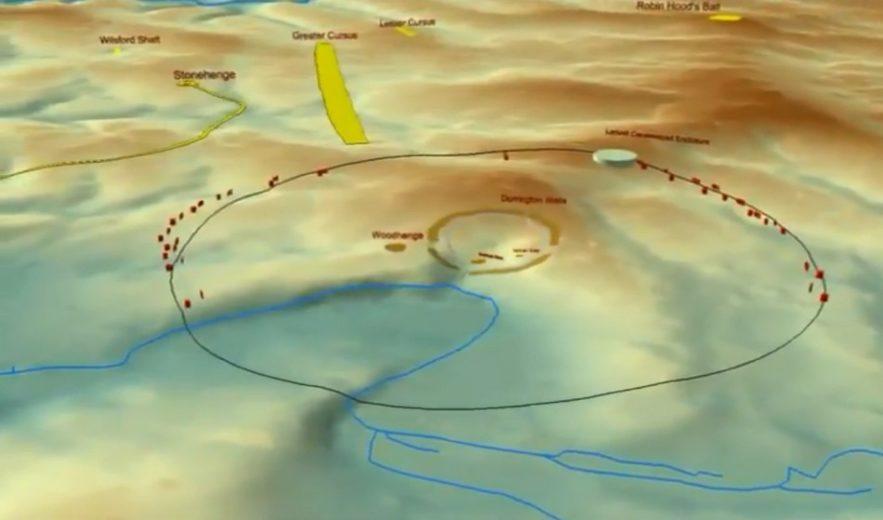stonehenge excavations