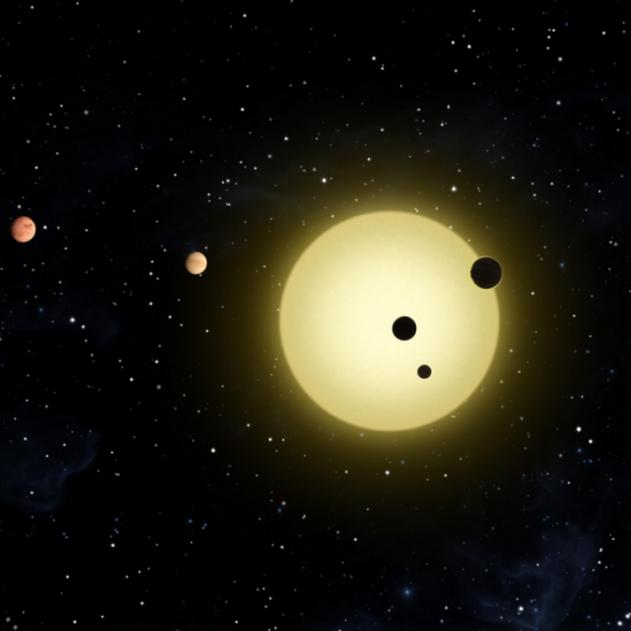 planete exoplanete systeme stellaire solaire similaire au notre