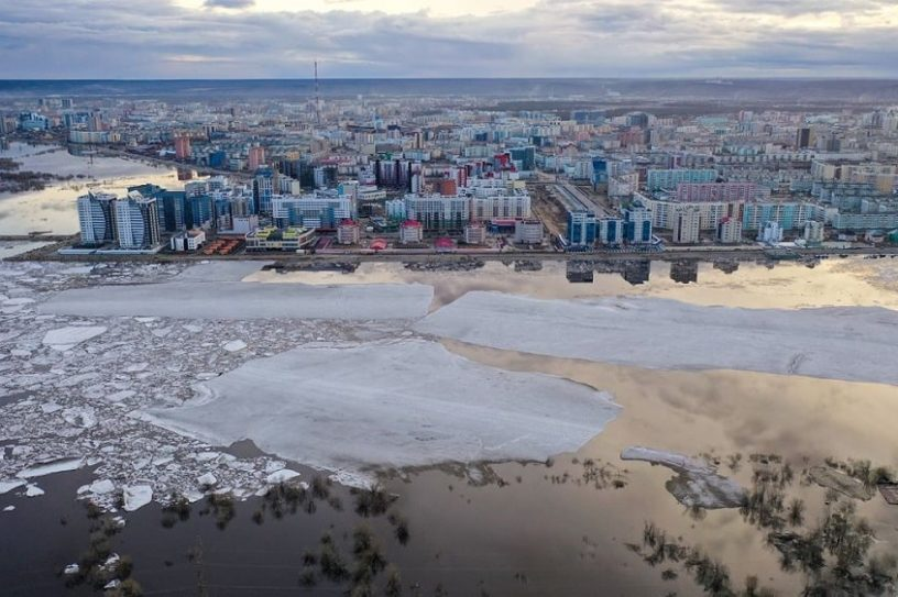 temperatures siberie
