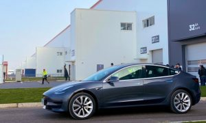 Tesla Model 3 batteries longue durée