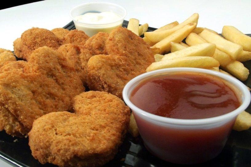 bio-impression 3D nuggets KFC viande artificielle