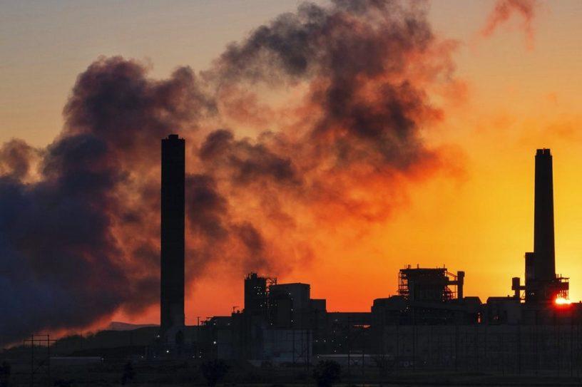 zooplancton niveau co2 atmospherique réchauffement climatique climat changement pollution