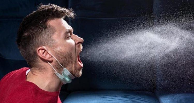 coronavirus air