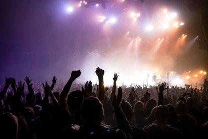 expérience concert propagation virus
