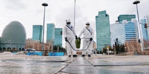 kazakhstan pneumonies